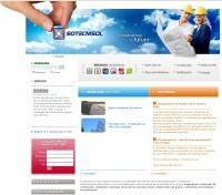 Sotecnisol - Website